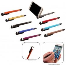 3 Fonksiyonlu Metal Kalem