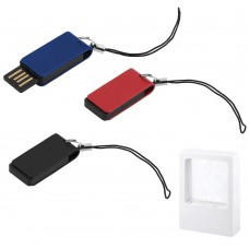 16 GB Döner Mekanizmalı Alüminyum USB Bellek