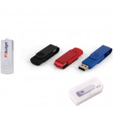 8 GB Metal Renkli USB Bellek