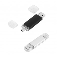 8 GB Metal USB Bellek